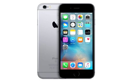 Mobilní telefon Apple iPhone 6s 32GB- Space Gray (MN0W2CN/A) Software F-Secure SAFE, 3 zařízení / 6 měsíců v hodnotě 979 Kč + DOPRAVA ZDARMA