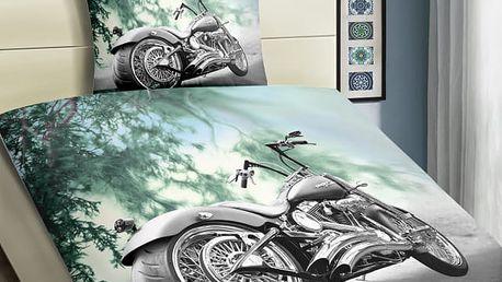 XPOSE ® 3D Povlečení CHOPPER 140x200, 70x90