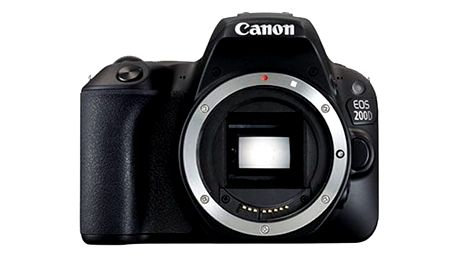Digitální fotoaparát Canon 200D (2250C001) černý Pouzdro na foto/video Canon SB100 černé v hodnotě 688 Kč + DOPRAVA ZDARMA