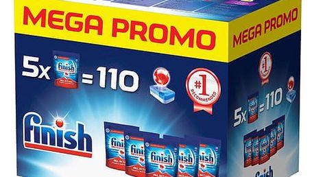 FINISH All-in-1 Max 5x22ks Mega box