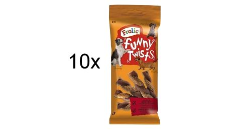 Frolic Funny Twists 10 x 140g