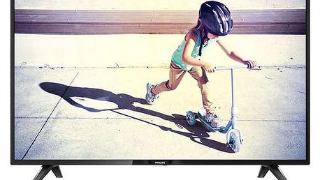 Televize Philips 43PFS4112 černá