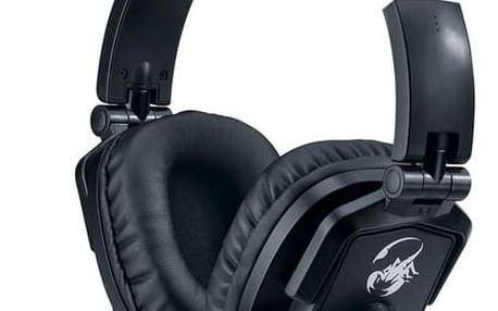 Headset Genius HS-G550 černý (31710040101)