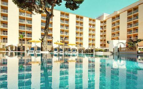 Španělsko - Mallorca na 4 až 5 dní, all inclusive nebo polopenze s dopravou letecky z Prahy 400 m od pláže