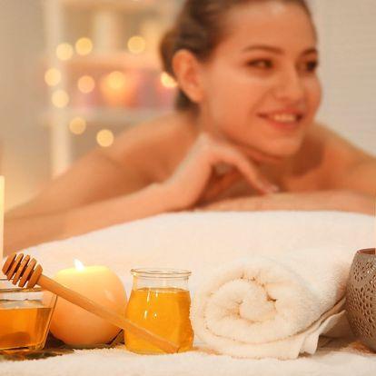105 minut relaxace: uvolňující wellness balíček