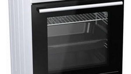 Kombinovaný sporák Mora Premium K 667 AW bílý