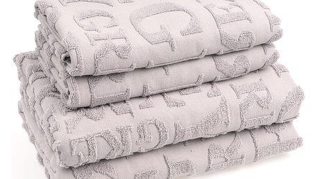 Sada 4 bavlněných ručníků Casa Di Bassi Gtypo
