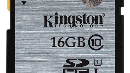 Kingston SDHC 16GB UHS-I U1 (45R/10W) (SD10VG2/16GB)