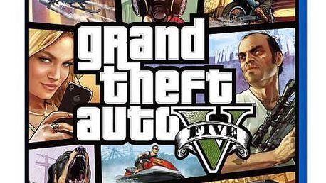 Hra RockStar PlayStation 4 Grand Theft Auto V (428391)