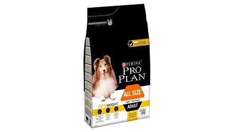 Purina Pro Plan ALL SIZE ADULT Light/Sterilised Kuře 3 kg