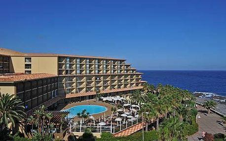 Madeira - Caniço na 8 dní, polopenze nebo snídaně s dopravou letecky z Prahy přímo na pláži