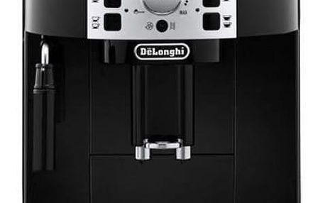 Espresso DeLonghi Magnifica ECAM22.110B černé + dárky Příslušenství DeLonghi Skleničky espresso + Káva zrnková DeLonghi Kimbo Classic 250g v hodnotě 458 Kč + DOPRAVA ZDARMA