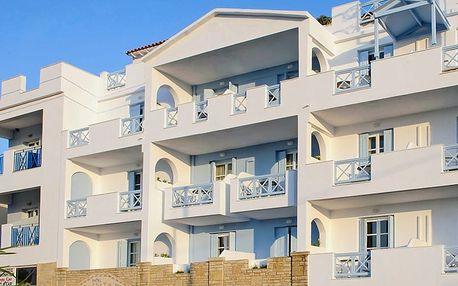 Řecko - Samos na 8 dní, all inclusive, polopenze nebo snídaně s dopravou letecky z Prahy 50 m od pláže