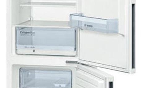 Chladnička s mrazničkou Bosch KGV39VW31 bílá