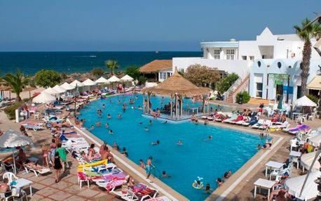 Tunisko, Skanes, letecky na 8 dní