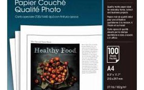 Epson Photo Quality A4, 102g, 100 listů (C13S041061) bílý