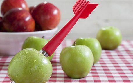 Vykrajovač jablečných jádřinců a škrabka Šipka