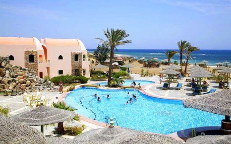Egypt - Marsa Alam na 7 až 8 dní, all inclusive s dopravou letecky z Prahy nebo Ostravy přímo na pláži