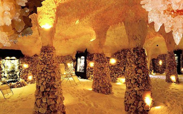 Sůl nad zlato: zdravý relax v solné jeskyni