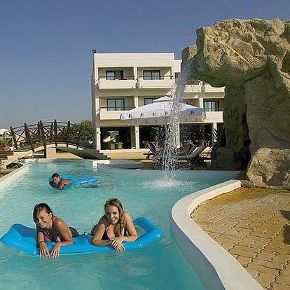 Řecko - Rhodos: Hotel D'Andrea Mare Beach Resort rodinné pokoje
