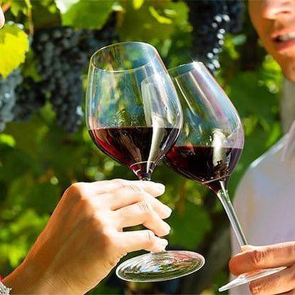 3–5denní vinařský pobyt pro 2 s degustací ve Vinném sklepě Mikulčice na Moravě