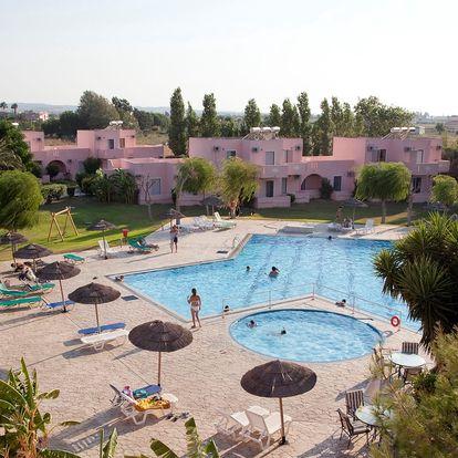 Řecko - Kos: Hotel Roseland'S