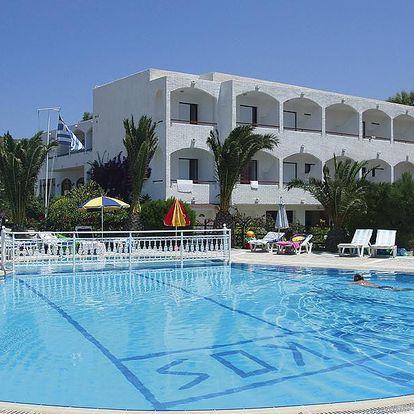 Řecko - Kos: Hotel Ionikos