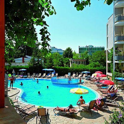 Bulharsko - Slunečné pobřeží: Hotel Kavkaz Golden Dune