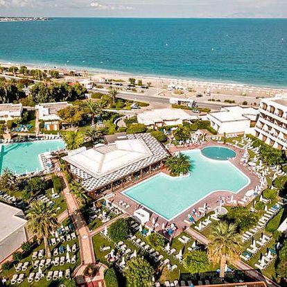 Řecko - Rhodos: Hotel Smartline Cosmopolitan rodinné pokoje