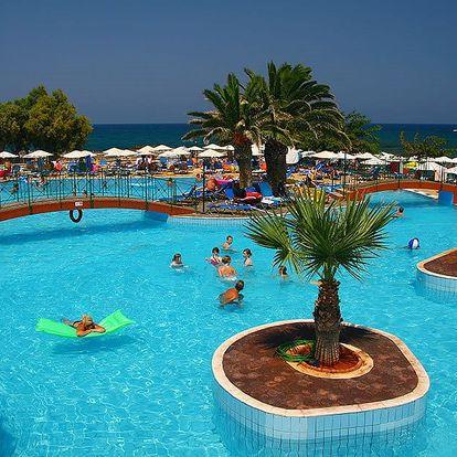 Řecko - Kréta: Hotel Eri Beach & Village