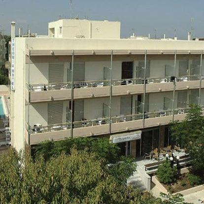Řecko - Kos: Hotel Theonia