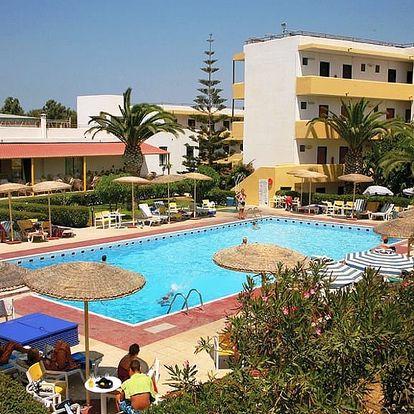 Řecko - Kos: Hotel Pyli Bay