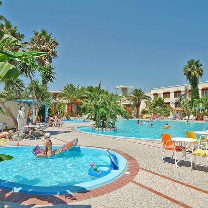 Řecko - Kos: Hotel Apollon