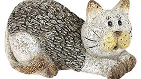 Kočka, MgO keramika,dekorace
