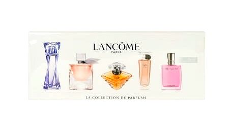 Lancome Mini Set 2 dárková kazeta pro ženy edp Hypnose 5 ml + edp La Vie Est Belle 4 ml + edp Trésor 7,5 ml + edp Trésor In Love 5 ml + edp Miracle 5 ml