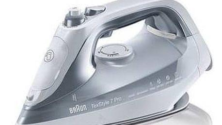 Braun TexStyle 7 Pro SI7088GY šedá