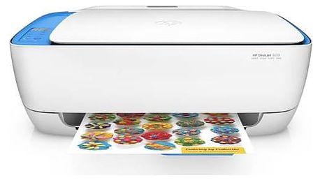 HP Deskjet Ink Advantage 3639 All-in-One (F5S43B#BHE) bílá