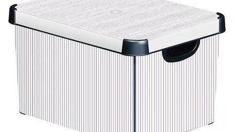 CURVER DECO CLASSICO 33022 Plastový úložný box - L