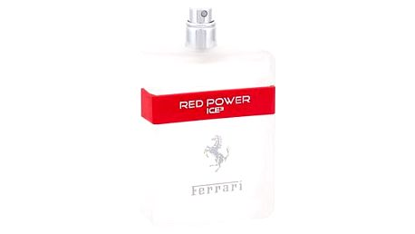 Ferrari Red Power Ice 3 125 ml EDT Tester M