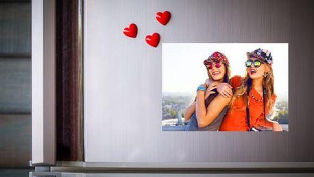 Fotomagnetky s vlastní fotografií - sada 8 ks