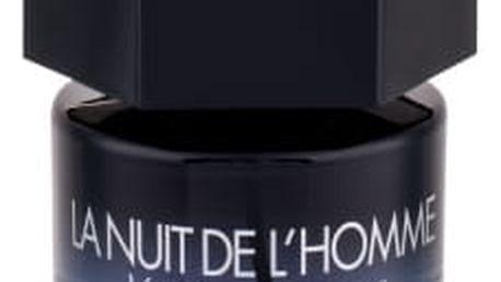 Yves Saint Laurent La Nuit De L´Homme Eau Électrique 60 ml toaletní voda pro muže