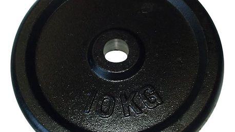 CorbySport 4740 Kotouč náhradní 10 kg - 25 mm