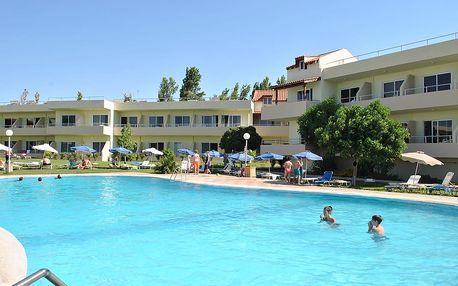 Řecko - Rhodos: Hotel Princess Flora
