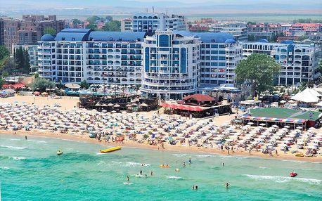 Bulharsko - Slunečné pobřeží: Hotel Chaika Beach Resort