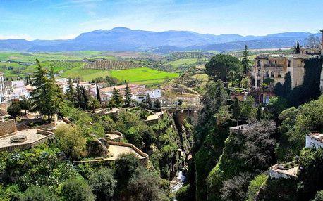 Krásy Andalusie autobusem