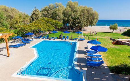 Řecko - Rhodos: Hotel Stafilia