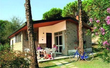 Itálie - Lignano na 10 dní, bez stravy s dopravou autobusem 400 m od pláže