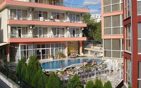 Bulharsko - Slunečné pobřeží: Hotel Iris