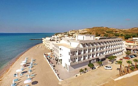 Řecko - Kos na 7 až 8 dní, all inclusive s dopravou letecky z Prahy nebo Brna přímo na pláži