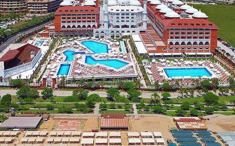 Turecko - Side: Hotel Royal Taj Mahal